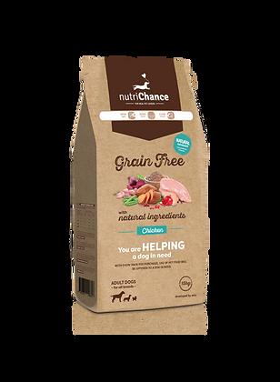 Nutri Chance Adulto - Frango - 15 kg