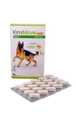 KimiMove Rapid 60 Comprimidos