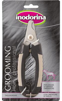 Inodorina Grooming Corta Unhas com Limitador Medium