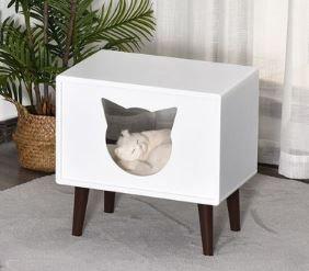 Casota para gatos PH com almofada