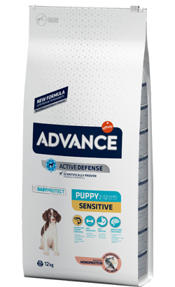 Advance Dog Puppy Sensitive Salmon 800 g
