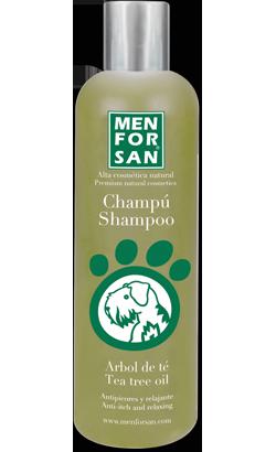 Menforsan Champô Natural Anti Comichão com Àrvore-do-chá - 300 ml