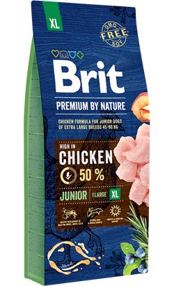 Brit Blue Nature Junior Giant Dog 15 kg