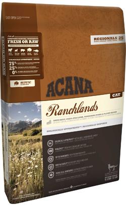 Acana Regionals Cat Ranchlands 1,8 kg