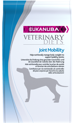 Eukanuba Dog Veterinary Diets Joint Mobility 12 Kg