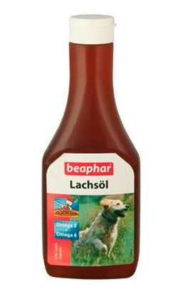 Beaphar Oleo de Salmão 425 ml