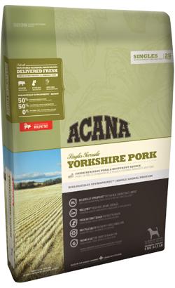 Acana Singles Dog Pork 11,4 kg