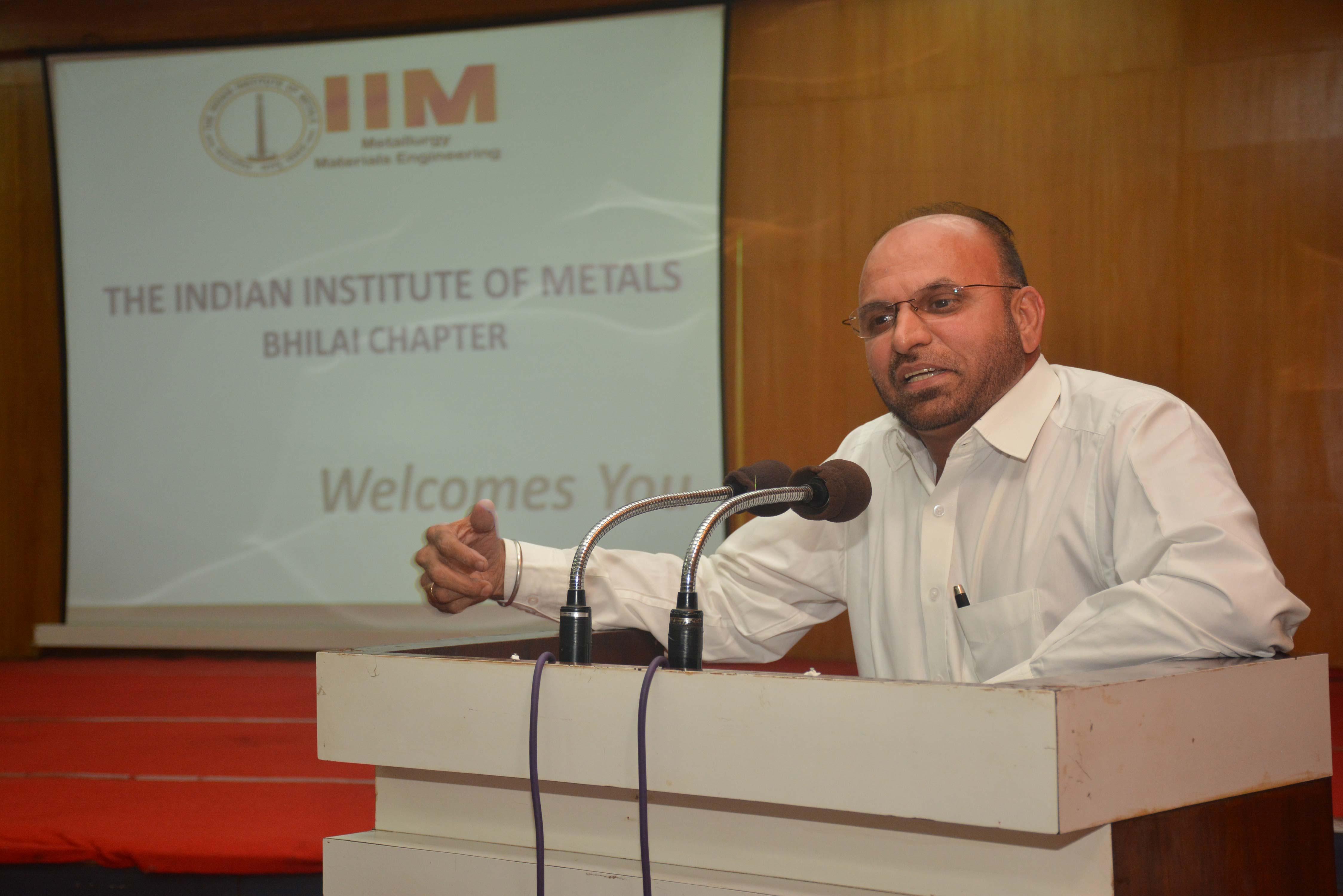 Talk on IIM