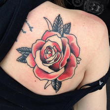 A little rose I did a couple weeks back.
