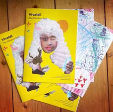The fabulous four - auf den Spuren von Vivaldi