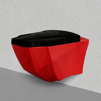 16KAP5601 RED BLACK