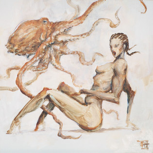 蛸と女  / Octopus and woman