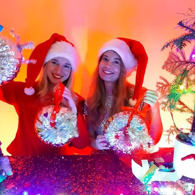 TAKE AWAY: Joulukoristeiden iloa! 🎄