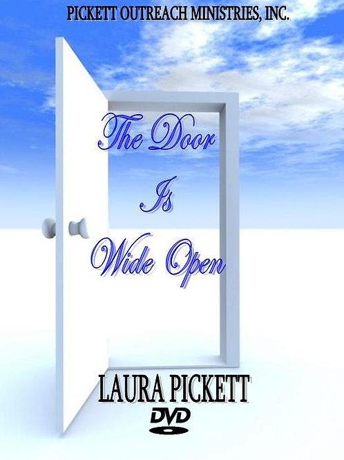 The Door is Wide Open (DVD)