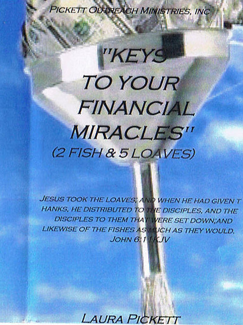Keys to Your Financial Miracles (Fish & 5 Loaves) (5CD)