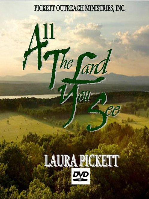 All the Land You See: Don'r Settle (DVD)