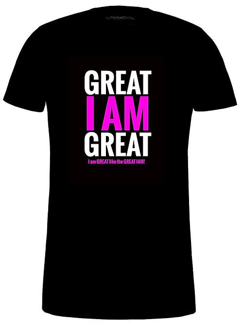 Great I AM  (T-Shirt)