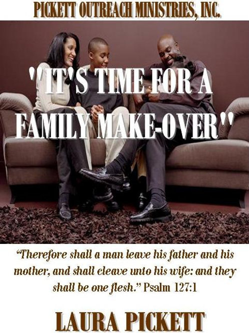 It's Time for a Family Makeover (2CD)