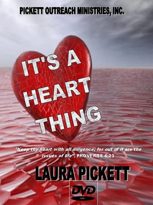 It's a Heart Thing (DVD)