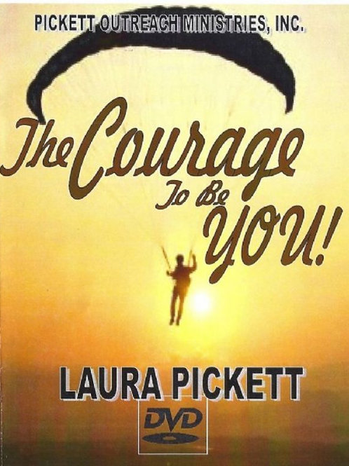 The Courage to be You! (DVD)