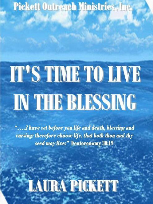 It's Time to Live in the Blessing (2CD)