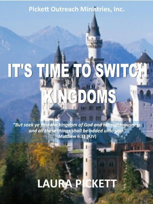 It's Time to Switch Kingdoms (CD Series)