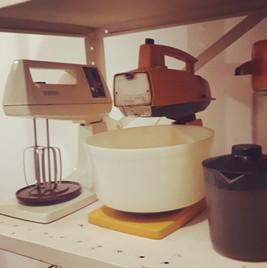 Eletrodomésticos vintage