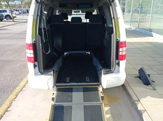 Taxi adaptado para minusválidos (Eurotaxi)