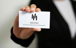 Ascend Business Card
