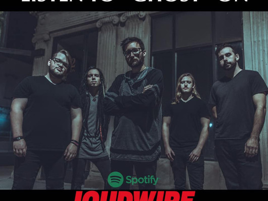 """""""Ghost"""" on Loudwire's Weekly Wire Playlist"""