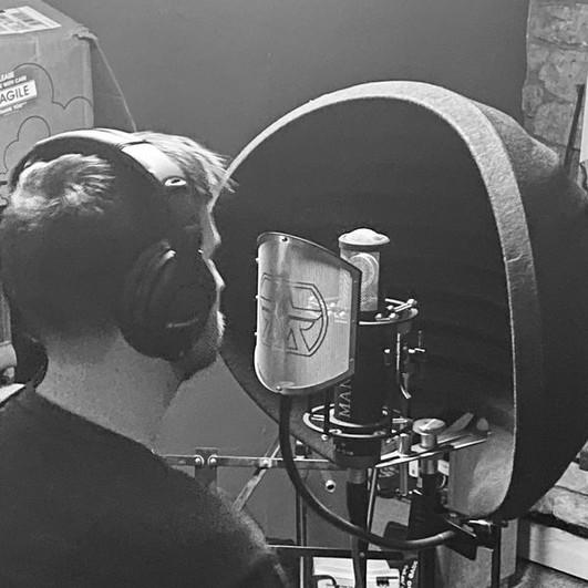 We're BAAAAAACK...in the Studio