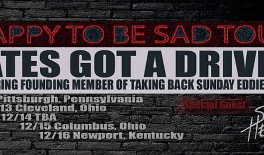Happy to be Sad Tour
