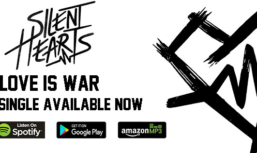 """""""Love is War"""" Single - Now Available For Download and Streaming"""