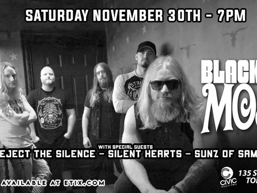 One Week Till We Hit the Stage with Blacktop Mojo!