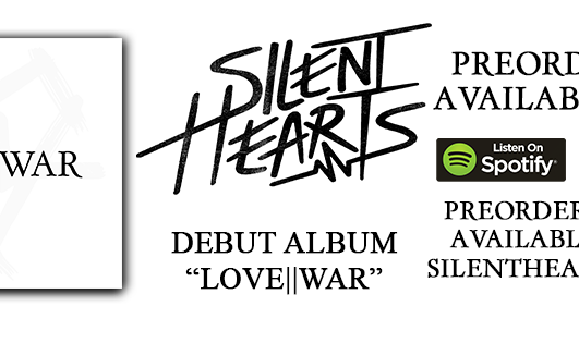 "Debut Album ""Love || War"" Preorder 3.4.18, Available 3.14.18"