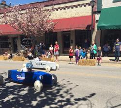 City of Wilmore Coaster Car Derby