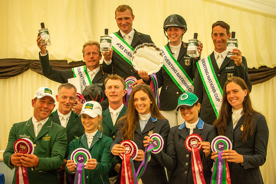 CICO3* Nations Cup Team