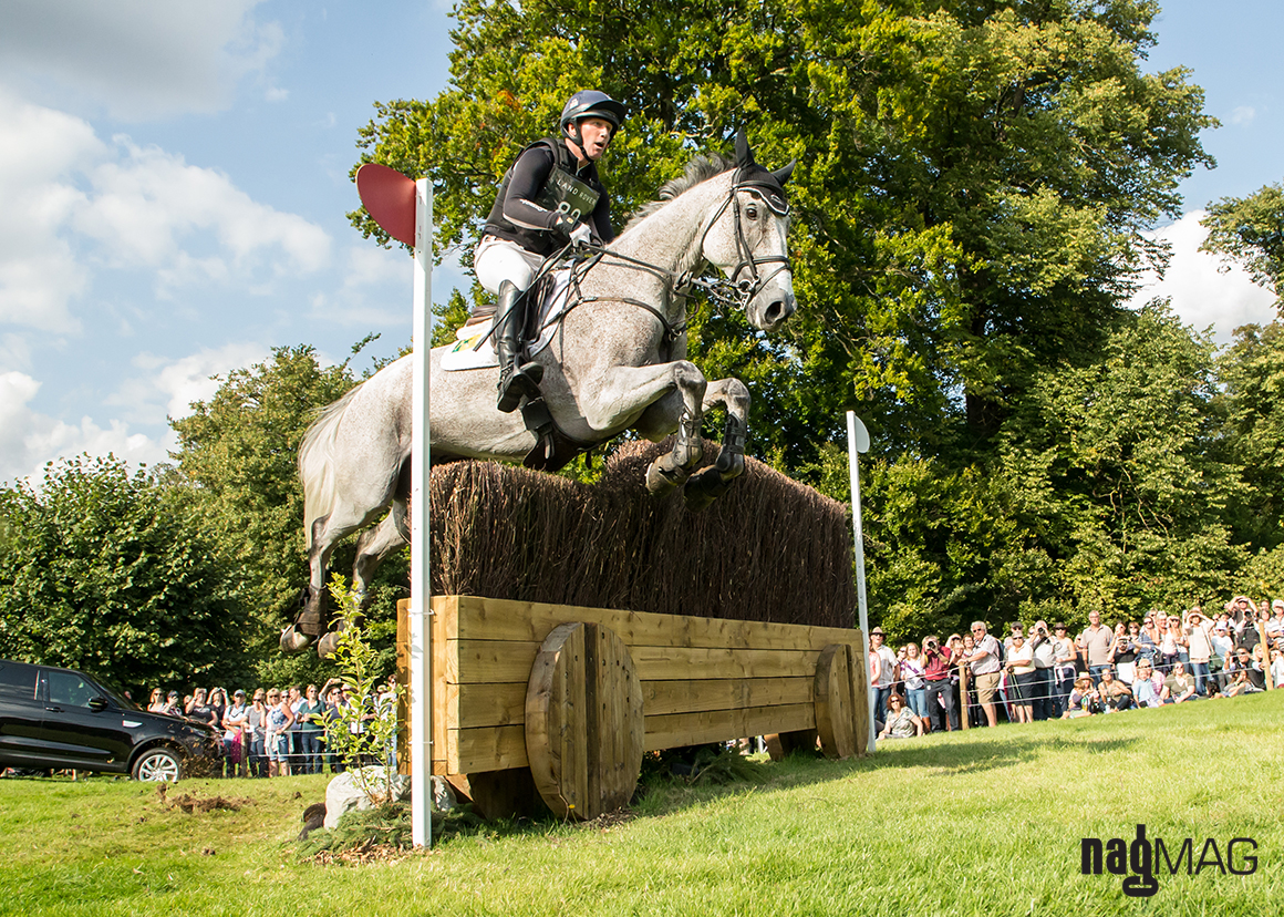 Oliver Townend and Ballaghmor Class