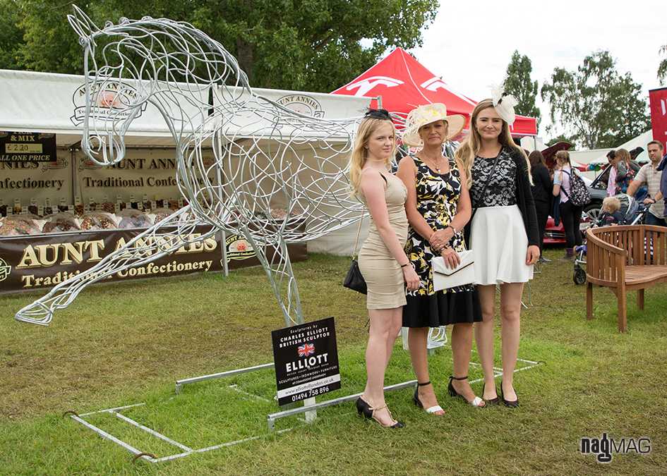 Ladies Day at Longines RIHS 2017