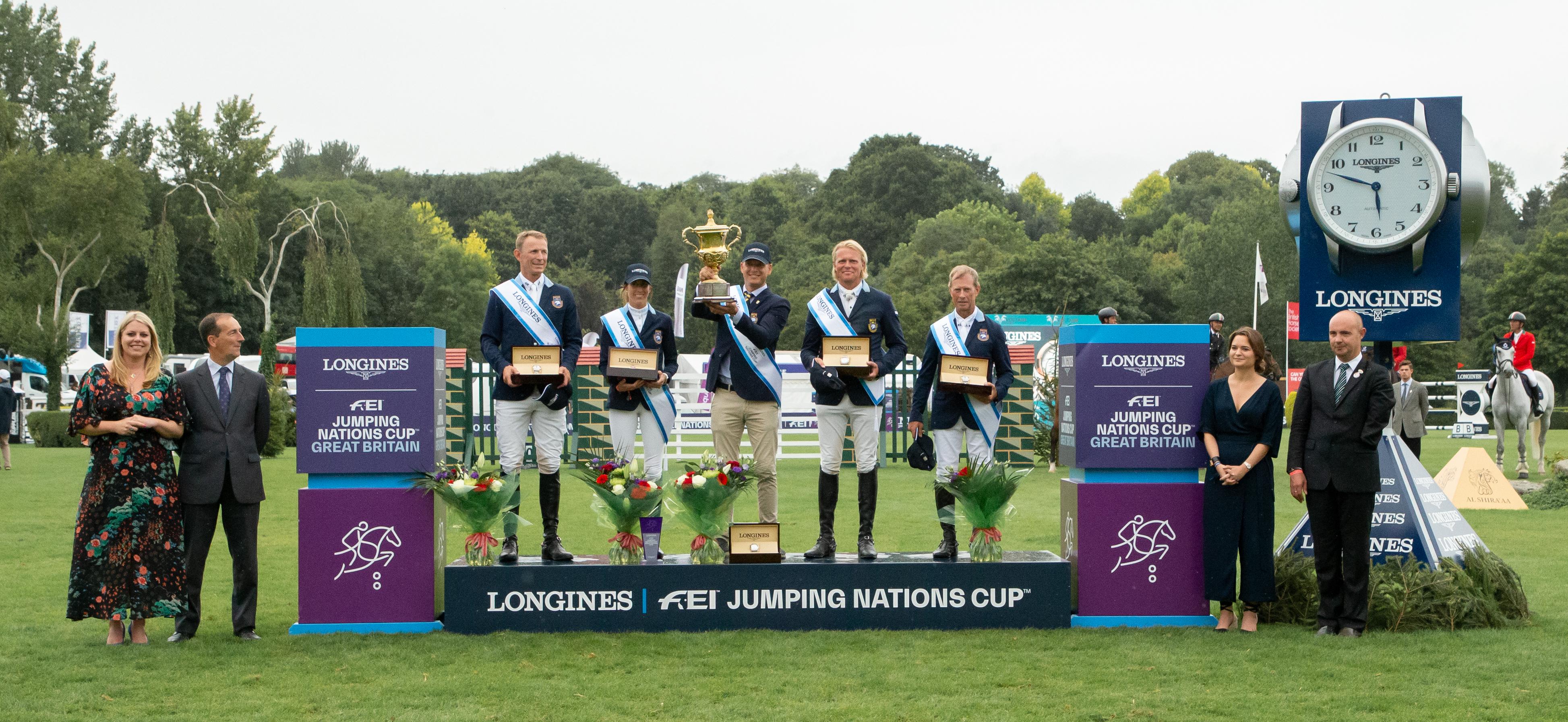 Winners – Sweden