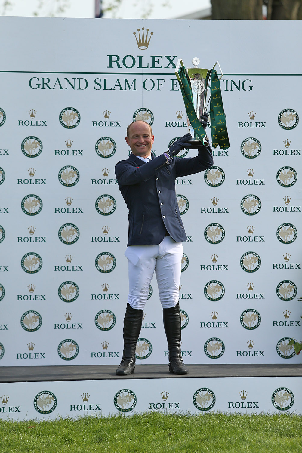Michael Jung (GER) Winner
