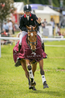 Piggy French (GBR) COOLEY MONSOON