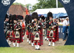 The 1066 Pipes and Drums (Hastings) Band 2019.