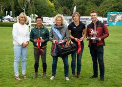 The Horse Health Horsemastership Trophy 2019.
