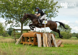 Oliver Townend on ARKLOWPUISSANCE