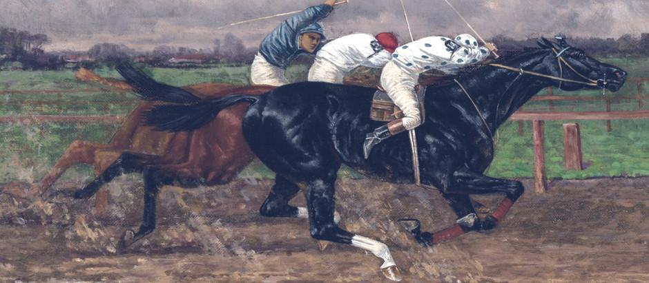 El origen de la velocidad en el caballo Purasangre de Carrera.