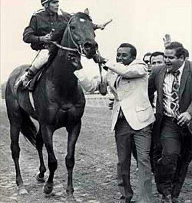 Cañonero II y su espectacular hazaña en el Kentucky Derby