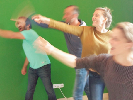 ADIOL - a day in our life: Wirkungstraining im Team