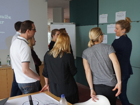 Storytelling bei Burda - Powerpoint-Ping-Pong