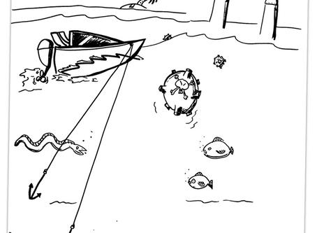 Per Speedboat zur Retro - Methode des Monats